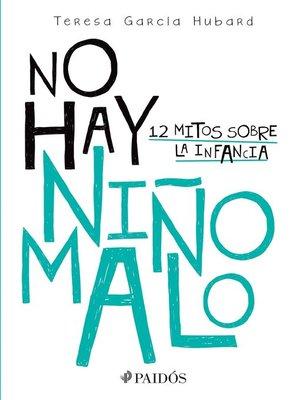 cover image of No hay niño malo
