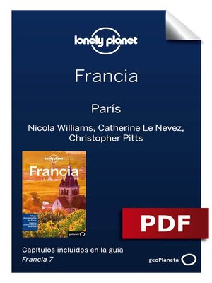 cover image of Francia 7. París