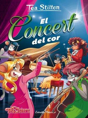 cover image of El concert del cor