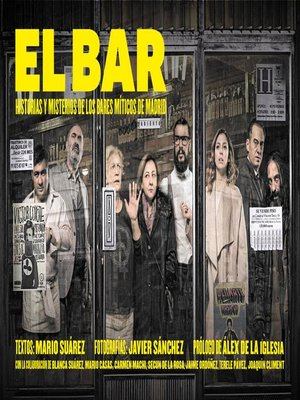 cover image of El bar