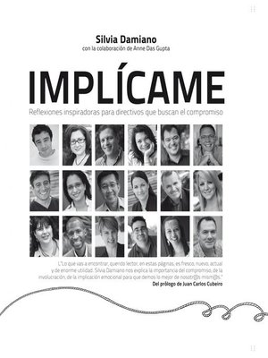 cover image of Implícame
