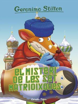 cover image of El misteri de les set matrioixques