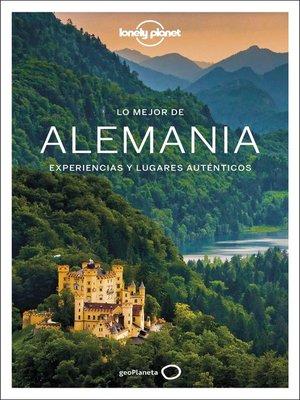 cover image of Lo mejor de Alemania 4