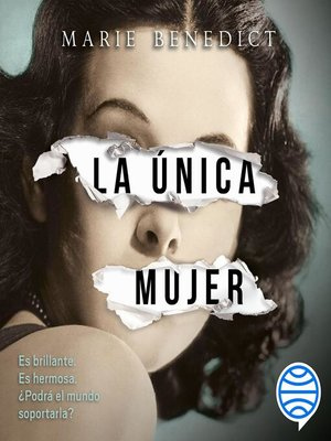 cover image of La única mujer