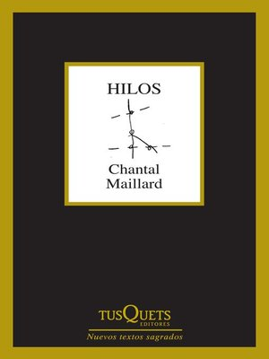 cover image of Hilos