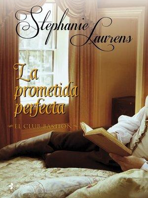 cover image of El club Bastion. La prometida perfecta