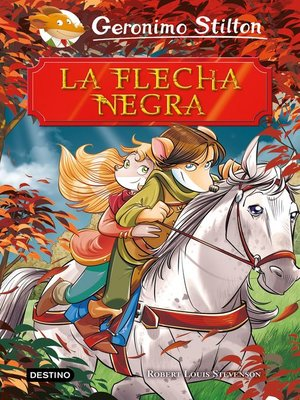 cover image of La Flecha Negra