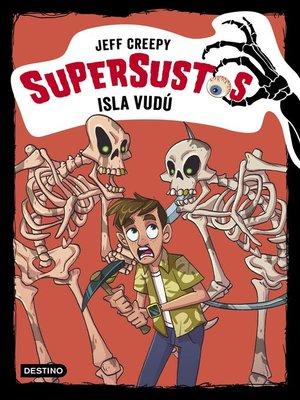 cover image of Isla Vudú