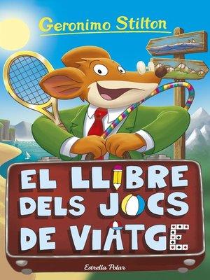 cover image of El llibre dels jocs de viatge