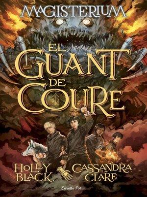 cover image of Magisterium.El guant de coure