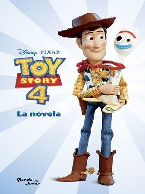 cover image of Toy Story 4. La novela