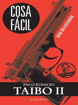 cover image of Cosa fácil