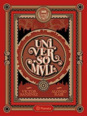 cover image of Universo MVLl