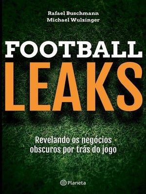 cover image of Football Leaks