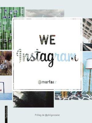 cover image of We instagram (Cat)