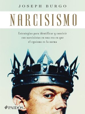 cover image of Narcisismo