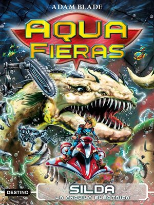 cover image of Silda, la anguila eléctrica