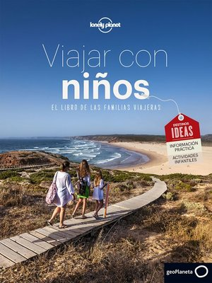 cover image of Viajar con niños