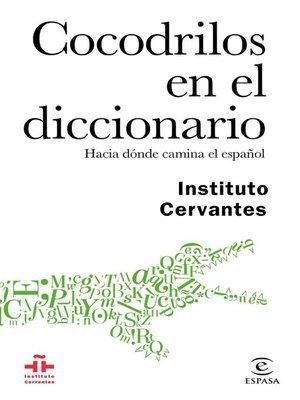 cover image of Cocodrilos en el diccionario