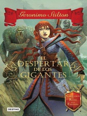 cover image of El despertar de los gigantes