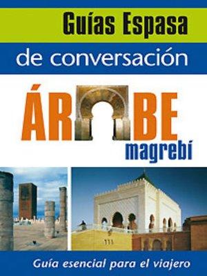 cover image of Guía de conversación árabe magrebí
