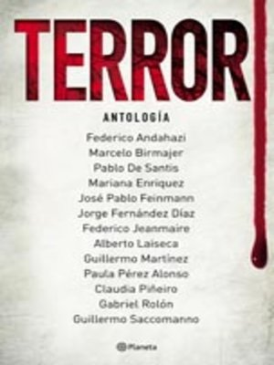 cover image of Terror