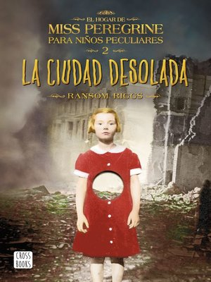 cover image of La ciudad desolada