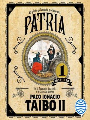 cover image of Patria 1