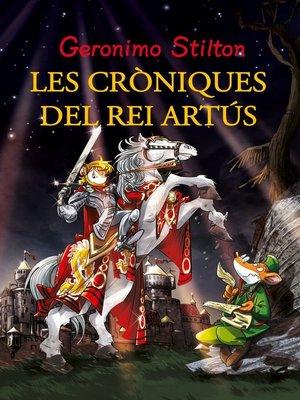 cover image of Les aventures del Rei Artús