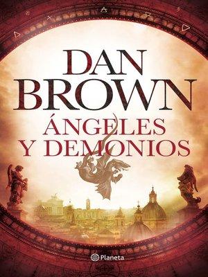 cover image of Ángeles y demonios
