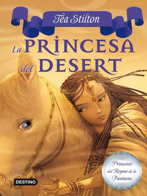 cover image of 3. La princesa del Desert