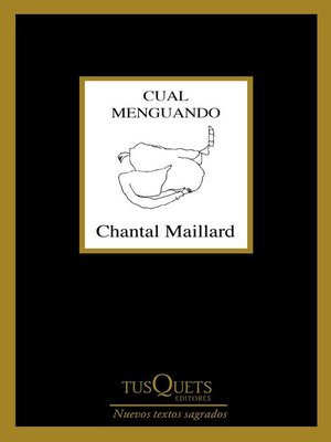 cover image of Cual menguando