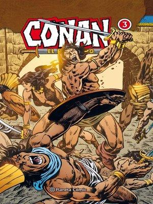 cover image of Conan El bárbaro (Integral) nº 03/10