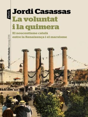 cover image of La voluntat i la quimera