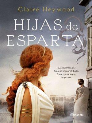 cover image of Hijas de Esparta