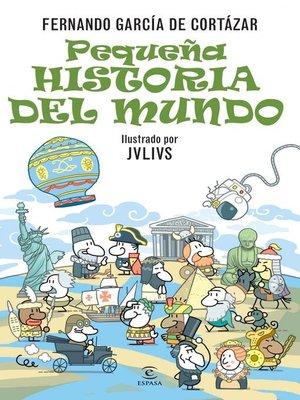 cover image of Pequeña historia del Mundo