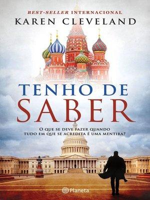 cover image of Tenho de Saber