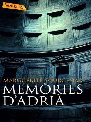 cover image of Memòries d'Adrià