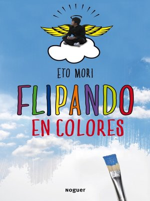 cover image of Flipando en colores
