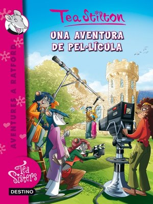 cover image of Una aventura de pel.lícula