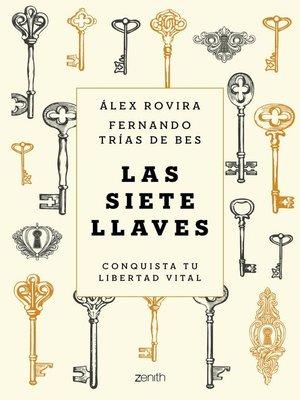 cover image of Las siete llaves