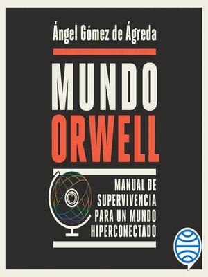 cover image of Mundo Orwell
