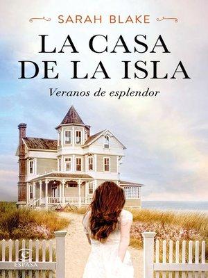 cover image of La casa de la isla
