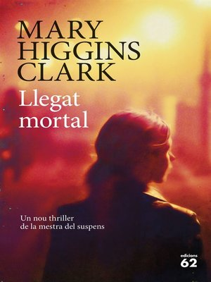 cover image of Llegat mortal