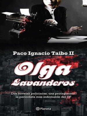 cover image of Olga Lavanderos