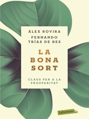 cover image of La bona sort