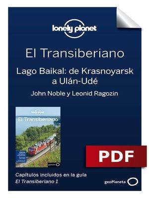 cover image of Transiberiano 1_6. Lago Baikal
