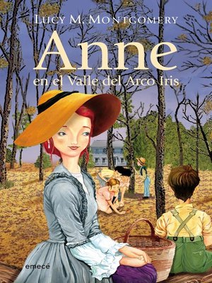 cover image of Anne,  en el valle del arco iris