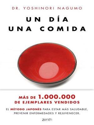 cover image of Un día. Una comida