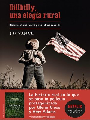 cover image of Hillbilly, una elegía rural